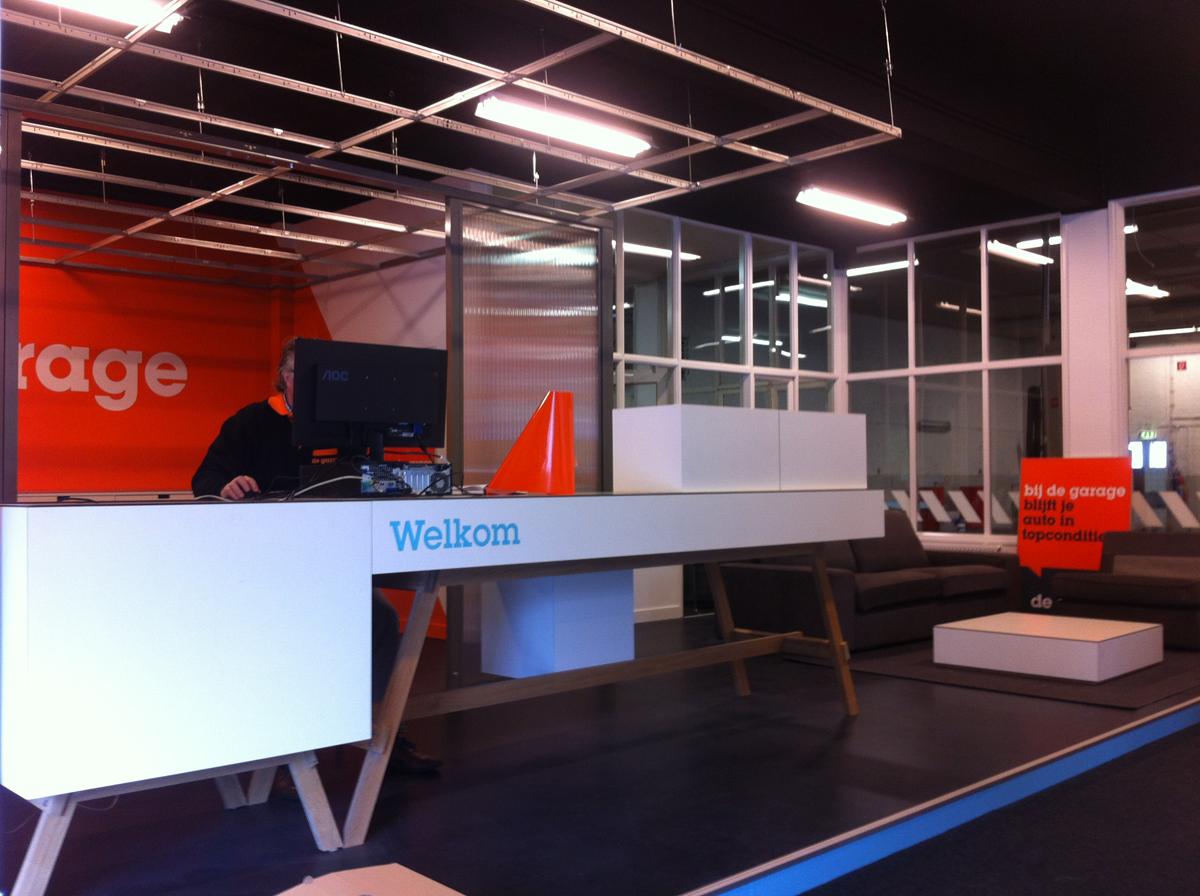 De Garage Sittard : Die zwillinge u agentur für werbung archiv de garage u sittard